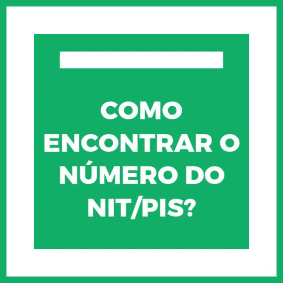 Número do NIS