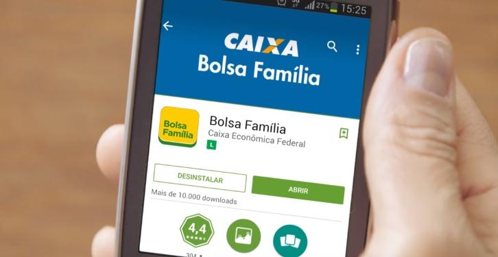 Consulta Saldo Bolsa Família aplicativo